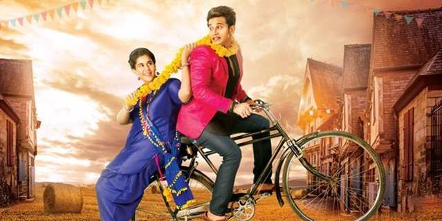 Badho Bahu starring Prince Narula and Rytasha Rathore