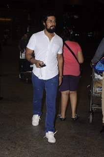 Airport Stories: Randeep Hooda!