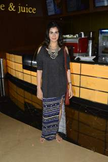 Kirti Kulhari at Success meet of 'Pink'