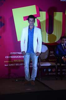 Sharman Joshi at Music launch of film 'Fuddu'