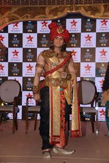 Rajat Tokas at Press meet of STAR Plus's upcoming show Chandra-Nandni