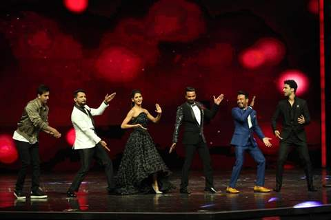 Ranbir Kapoor dances with judges on the sets of The Dance Plus 2