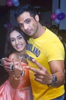 Mohammad Nazim at Birthday Bash of Tanya Sharma!