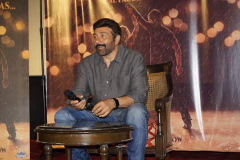Sunny Deol's Hunt For The Leading Lady