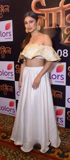 Mouni Roy at Launch of Color TV's new show 'Naagin' Season 2