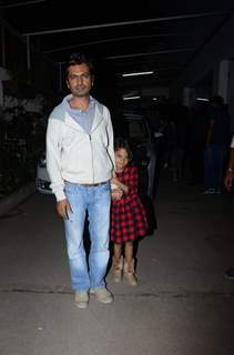 Nawazuddin Siddiqui at Special Screening of 'Raees'