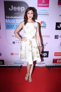 Saumya Tandon attends 'HT STYLE AWARDS 2017'
