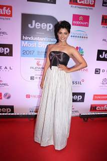 Saiyami Kher attends 'HT STYLE AWARDS 2017'