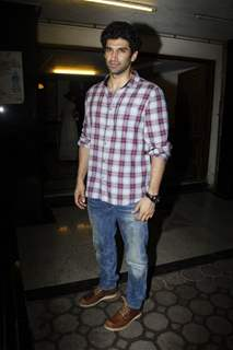 Sidharth Malhotra at Mohit Suri's Bash!