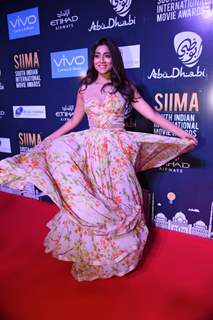 Shriya Saran at 'SIIMA AWARDS'