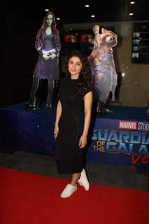 Ragini Khanna at Special Premiere of 'Guardians of the Galaxy Vol. 2'