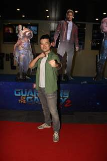 Meiyang Chang at Special Premiere of 'Guardians of the Galaxy Vol. 2'