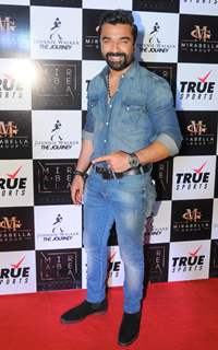 Ajaz Khan at Mirabella Talent's Event!