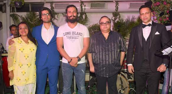 Randeep Hooda, Raj Kumar Santoshi and Swaraaj Kapoor at Mirabella Talent's Event!