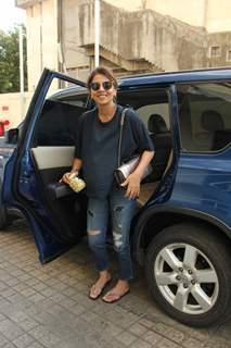 Neetu Singh snapped at PVR