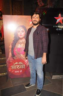 Filmmaker Goldie Behl at the launch of new TV Show 'Aarambh'