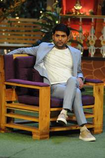 From the sets of 'The Kapil Sharma Show'