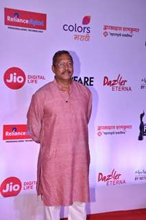 Nana Patekar at Filmfare Marathi Awards