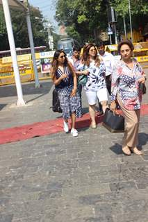 Gauri Khan spotted at Gateway of India
