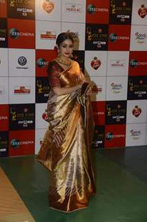 Sridevi's desi avatar at the event