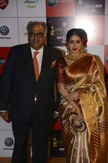 Power Couple: Boney with wife Sridevi