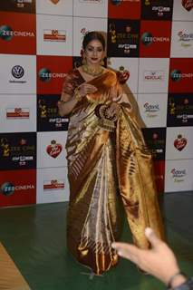 Candid picture of Sridevi