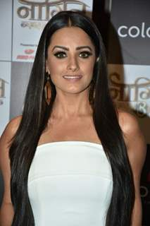 Anita Hassanandani at Naagin 3 Launch