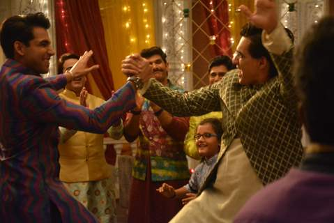 Teej Celebration at Yeh Rishta Kya Kehlata Hai