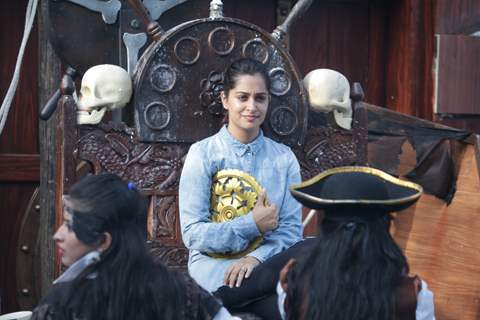 Day 9: Dipika Kakkar in BB 12 task