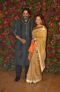R Madhavan at Ranveer-Deepika's Mumbai reception