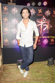 Sashank Vyas at Siddharth Kumar Tewary show Tantra Launch Party