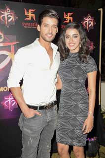 Sargun Kaur and Gautam Vig at Siddharth Kumar Tewary show Tantra Launch Party