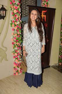 Gauri Tonk at Siddharth Kumar Tewary show Tantra Launch Party