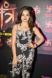 Giaa Manek at Siddharth Kumar Tewary show Tantra Launch Party