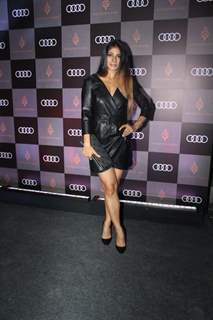Tanishaa Mukherji spotted at Shantanu & Nikhil store launch