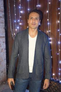 Iqbal Khan at Additi Gupta and Kabir Chopra cocktail Party