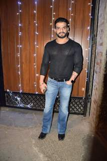 Karan Patel at Additi Gupta and Kabir Chopra cocktail Party