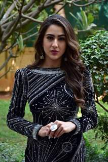 Sara Ali Khan at the sets of Indian Idol 10 for the promotion of movie Simmba