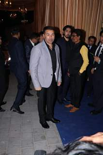 Sunny Deol for Isha Ambani and Anand Piramal Reception