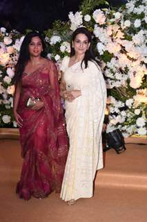 Rajeshwari Sachdev at Priyanka-Nick Wedding reception