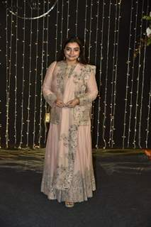 Vaibhavi Merchant at Priyanka Chopra and Nick Jonas Wedding Reception, Mumbai