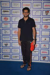 Aditya Thackeray at Super Star league