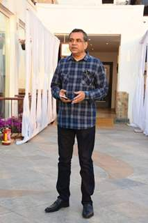 Paresh Rawal at URI promotions