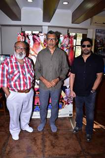Saurabh Shukla, Prakash Jha and Arshad Warsi at Fraud Saiyyan Promotions
