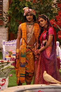 Radha and Krishna Jodi from RadhaKrishn