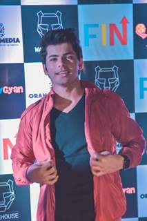Siddharth Nigam at Aftab Khan's Filmygyan Success Bash