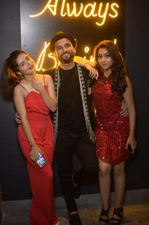 Avneet Kaur and Reem Shaikh at Aftab Khan's Filmygyan Success Bash