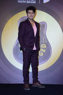 Sonu Nigam snapped at MTV unplugged