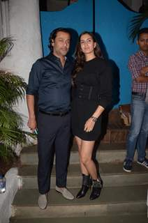 Abhishek Kapoor celebrate URI's success