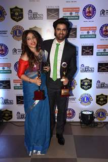 Mohit Malik at Lions Gold Awards